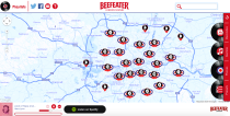 cord london sounds beefeater
